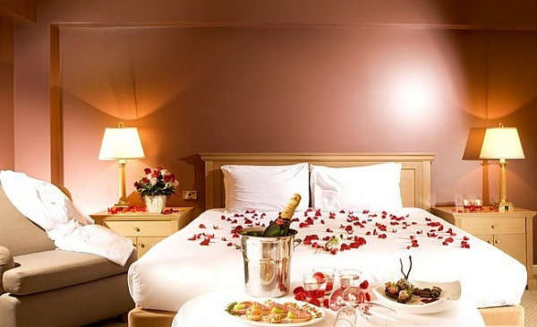 Как устроить романтический вечер любимому. . Чтобы приготовить романтическ
