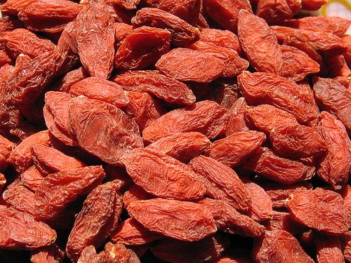 Полезные ягоды Годжи